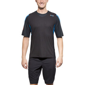 Cube Action Team Pure Jersey Shortsleeve Men, black